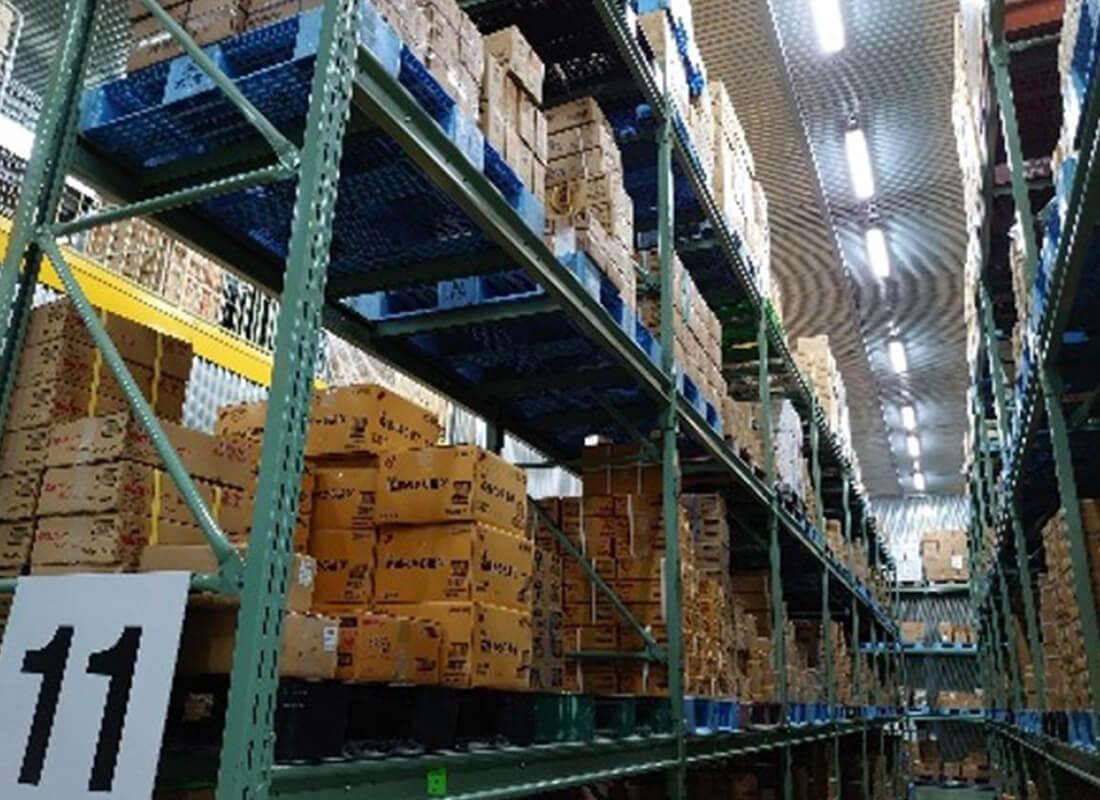 営業冷蔵庫を軸とした長野県内供給ネットワーク